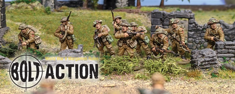 Warlord game previews Canadians in bolt action – Jioforme