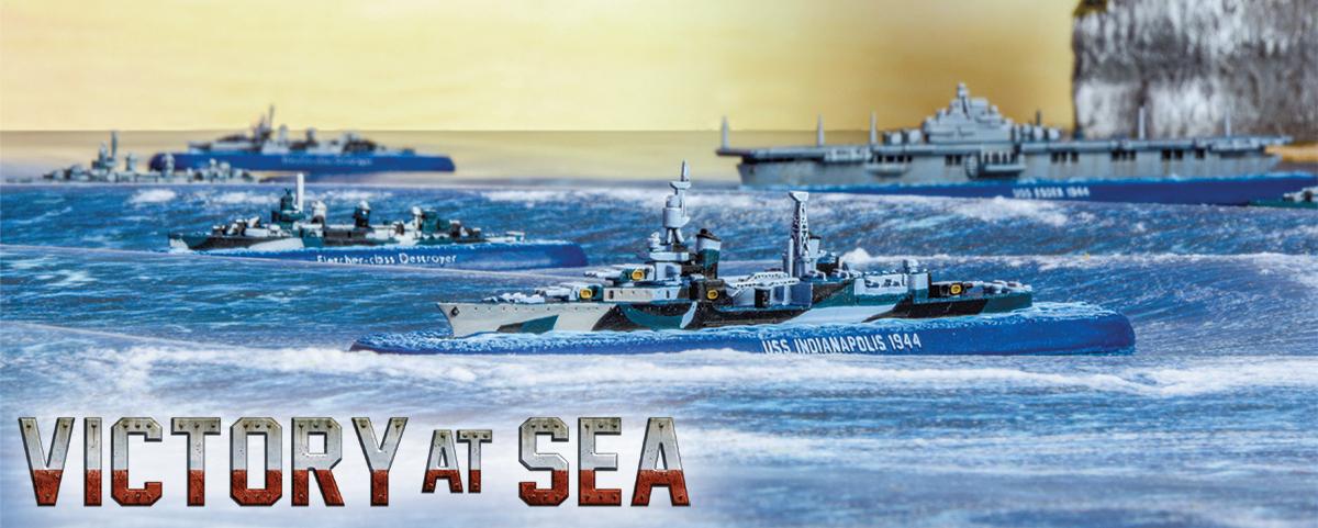 Victory at Sea: Basics of Gameplay - Warlord Games