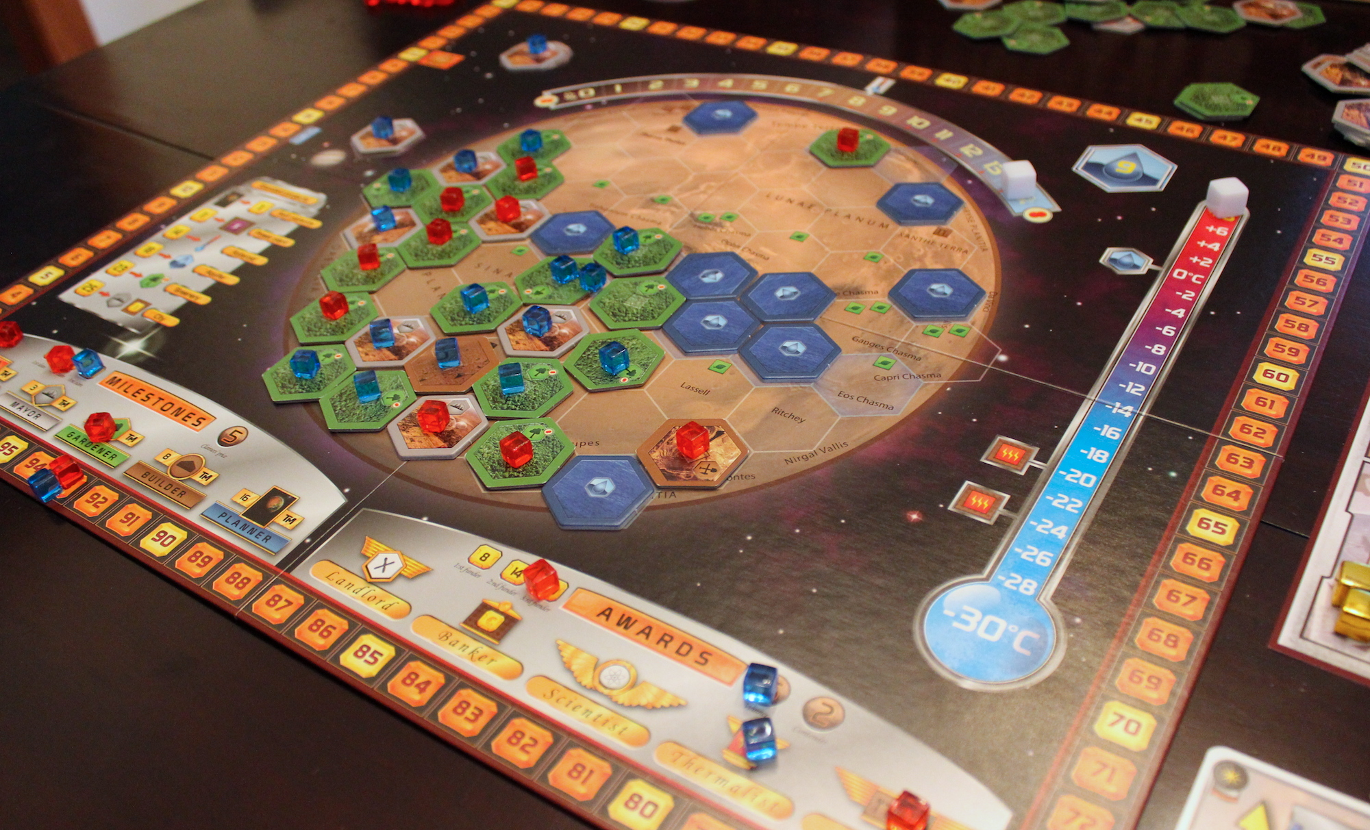 "Terraforming Mars review: Turn the ""Red Planet"" green with this amazing board  game 