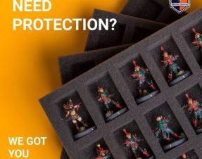 DEFENDER Miniatures Bag