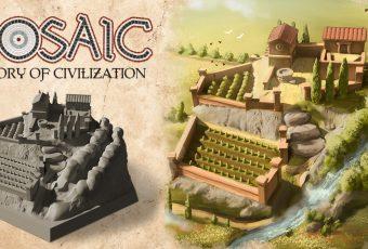 Mosaic – A Story of Civilization