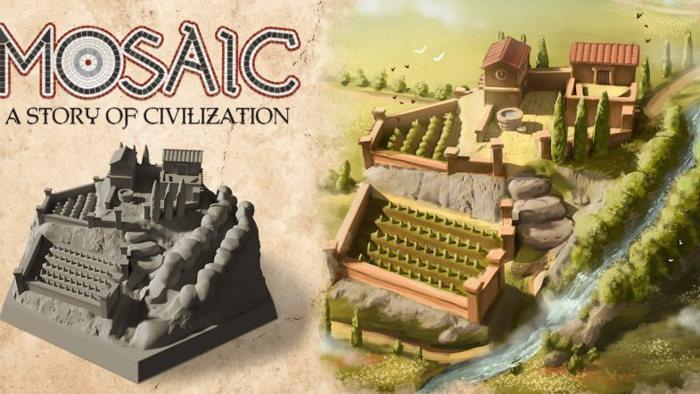 Mosaic – A Story of Civilization