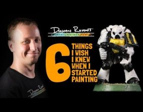 6 Things I Wish I Knew Before I Started Painting.