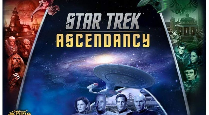 Star Trek Ascendency – Command Phase