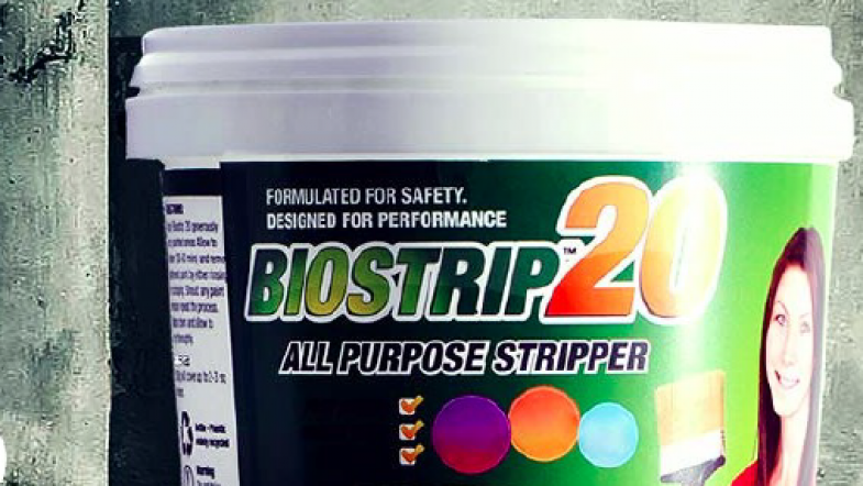 Biostrip 20 PAINT REMOVER