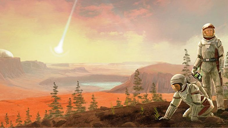 Terraforming Mars is getting a series of novels based on the board game