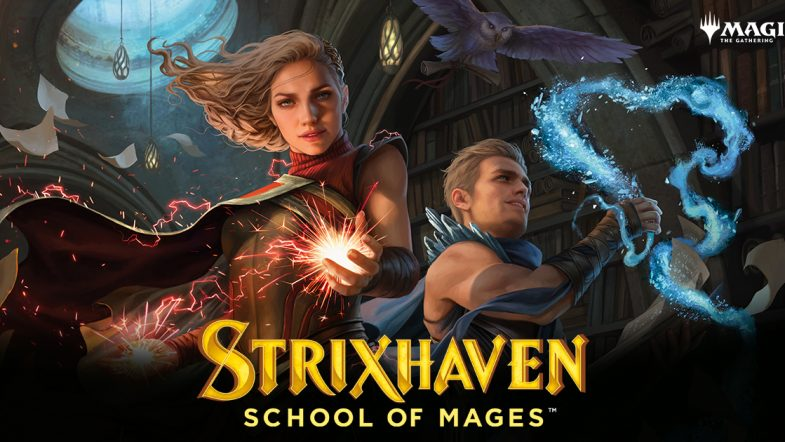 THE FIRST LESSON: INTRODUCTION TO STRIXHAVEN